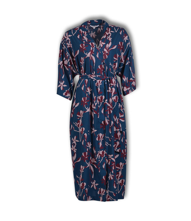 Lords & Lilies Dames Kamerjas Legion Blue Woven All-over Print