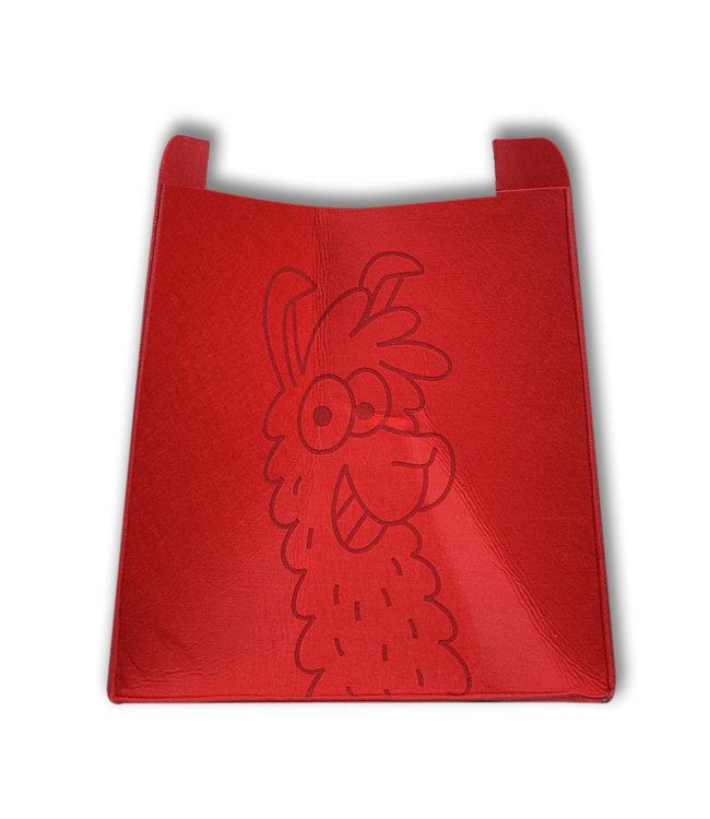 Woody Speelgoedkoffer Alfred de Alpaca
