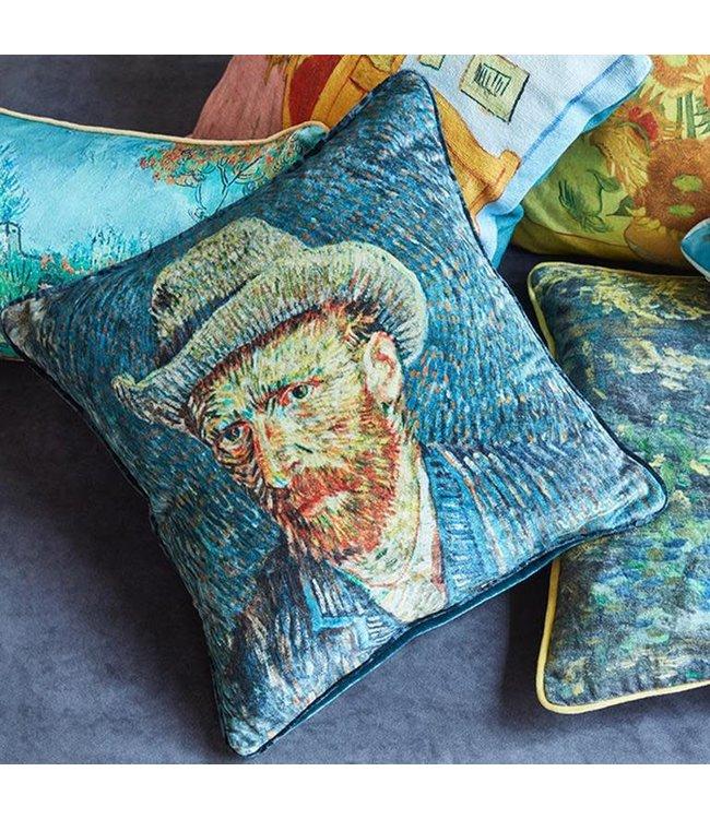 Kussen Van Gogh Blue