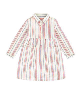 Dorélit Becrux Flanel Dress Stripe Multi