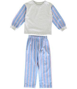 Dorélit Bo+Venus Stripe Blue Kidspyjama