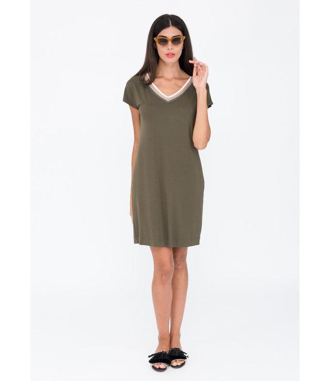 Annette Rimini dress Short Verde 2712