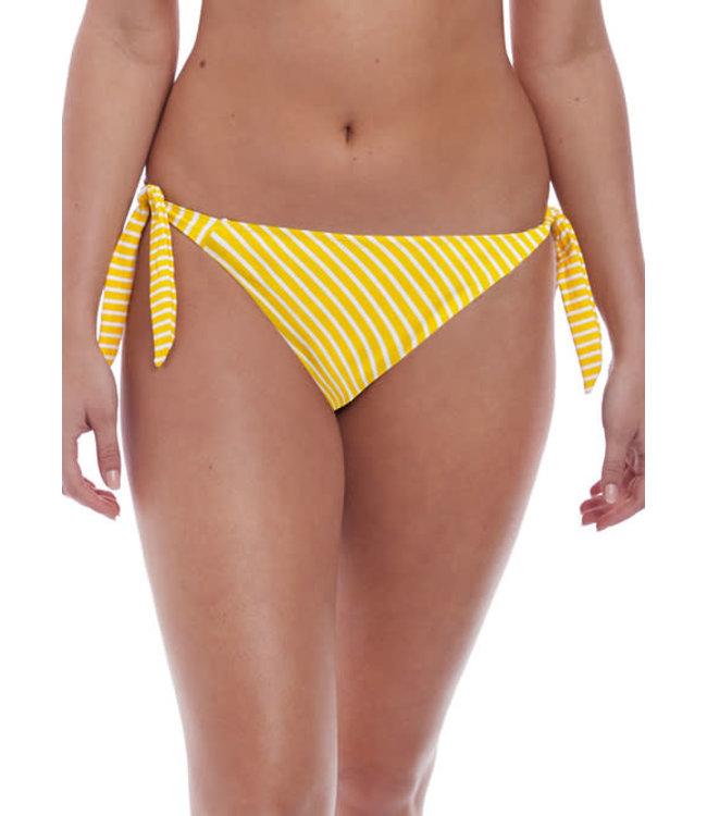 Freya Beach Hut Rio Scarf Tie Brief Yellow