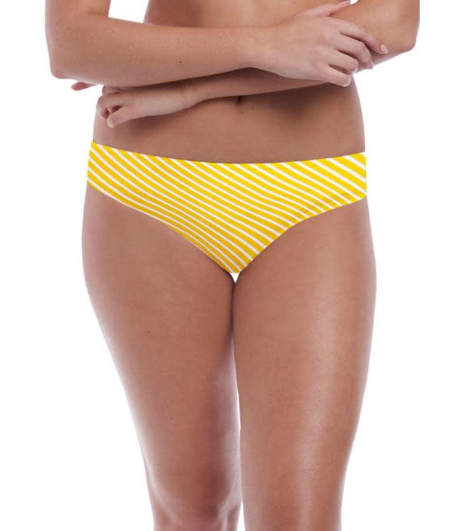 Freya Beach Hut Bikini Brief Yellow
