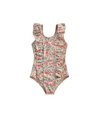 Louise Misha Bathing Suit Mosillos Lemon Flowers