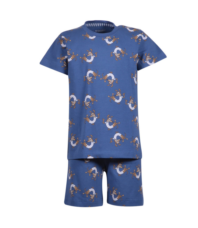 Woody 201-1-PZA-Z/987 Jongens-Heren pyjama