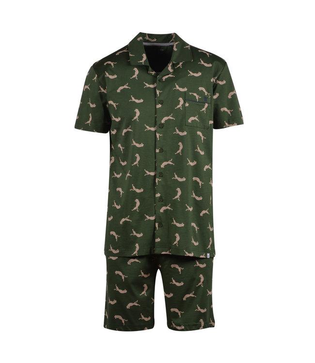 Woody 201-1-MSH-S/978 Heren pyjama