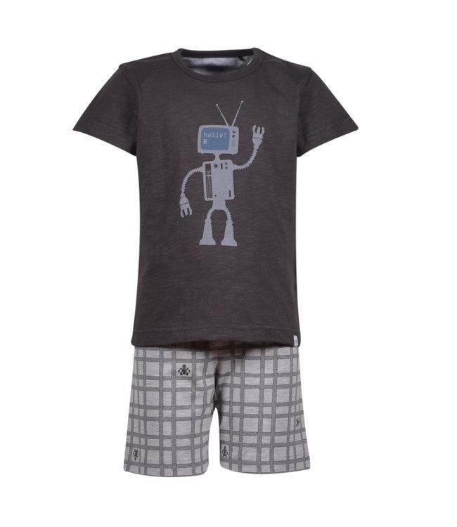 Studio Woody 201-2-QPB-S/184 Jongens-Heren pyjama