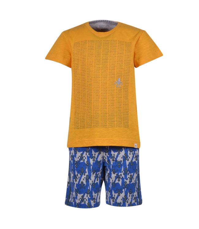 Studio Woody 201-2-QPG-S/568 Jongens-Heren pyjama