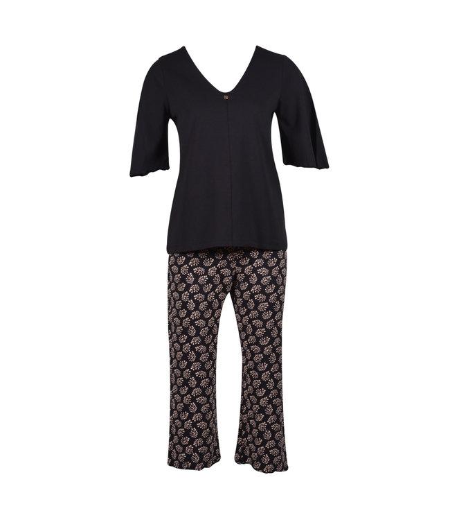 Lords & Lilies 201-5-LPA-Z/191 Dames Pyjama