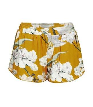 Essenza Xava Rosalee Trousers Short Yellow