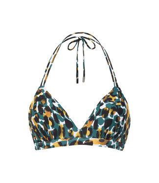 Beachlife Bikinitop Wired 070106-794 Mystic Animal