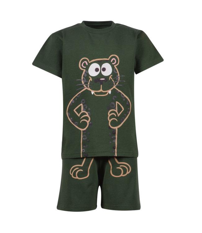 Woody 201-1-PLE-Z/719 Jongens-Heren pyjama