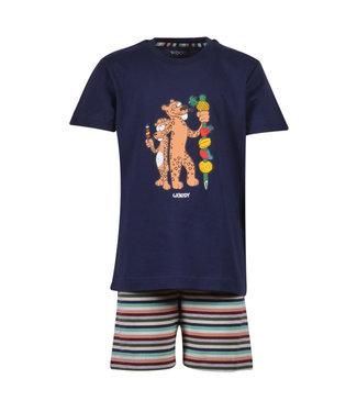 Woody 201-1-PSS-S/885 Jongens-Heren pyjama
