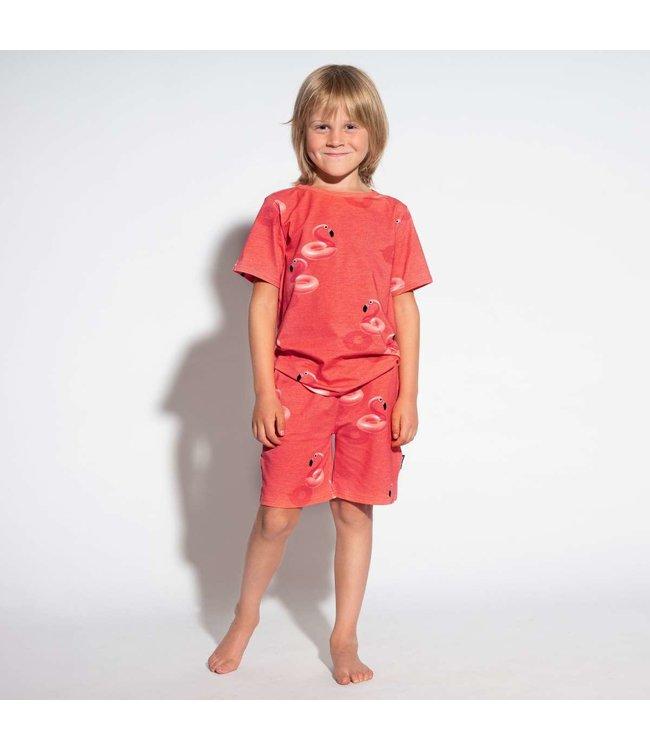 Snurk Snurk Floating Flamingo T-Shirt Kids