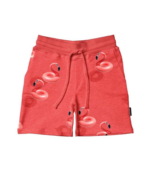 Snurk Snurk Floating Flamingo Shorts Kids