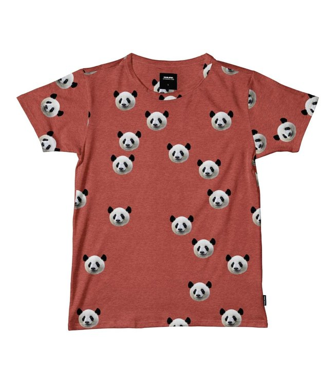 Snurk Snurk Lazy Panda T-Shirt Unisex