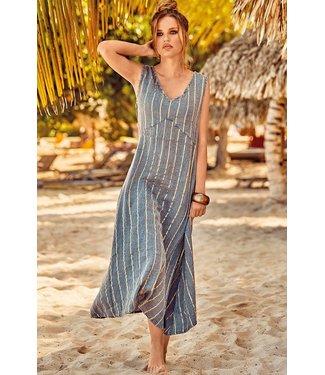 DavidBeach Formentera Sleeveless Dress Denim