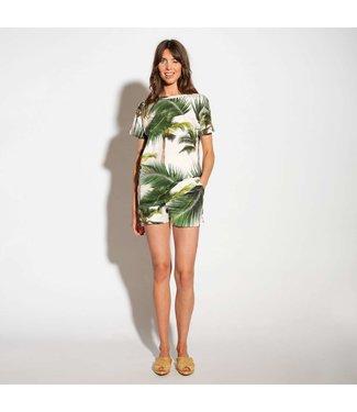 Snurk Snurk Palm Beach Shorts Woman