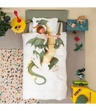 Snurk Dragon Dekbedovertrek