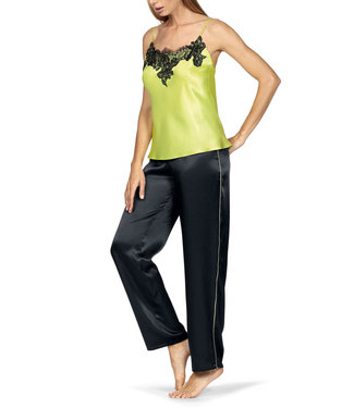 Coemi Pyjamaset 312 Lime/Black