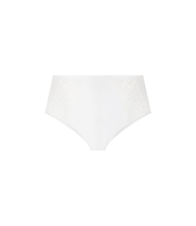 Wacoal Lisse White Full Brief