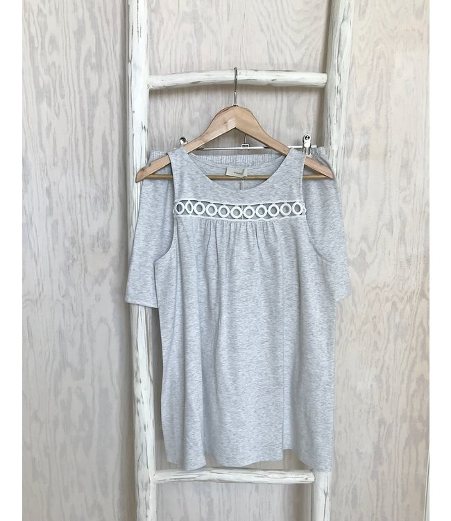 Pluto Quendi Pyjama Grey Chine Jersey