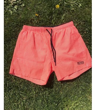 Hugo Boss Swimshort Velvetfish Open Orange 50426366