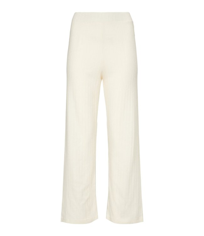 Essenza Nina Uni Trousers Long Meringue