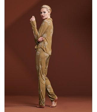 Essenza Beth Lauren Trousers Long Cinnamon