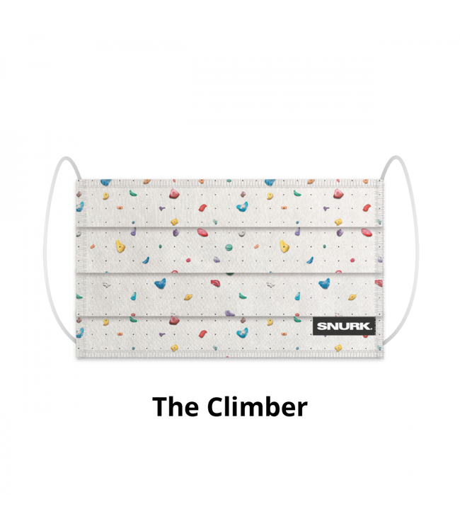 Snurk Snurk Mondkapje The Climber
