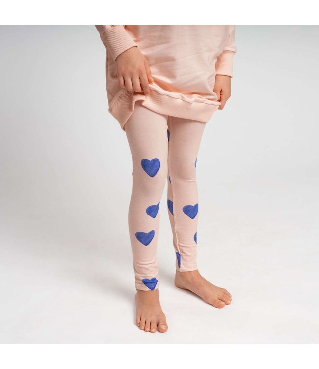 Snurk Clay Heart Legging Kids