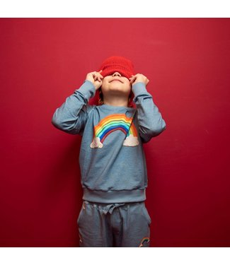 Snurk Clay Rainbow Sweater Kids