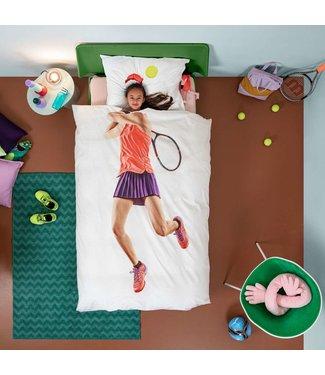 Snurk Tennis Pro Light Donsovertrek