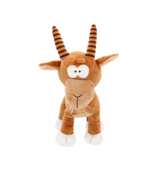 Woody 202-1-TOY-V/010 Geit Knuffel