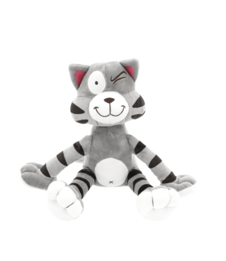 Woody 202-1-TOY-V/020 Cats Knuffel