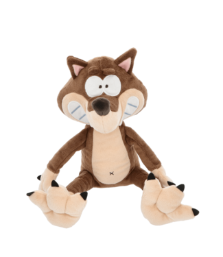Woody 202-1-TOY-V/030 Wolf Knuffel