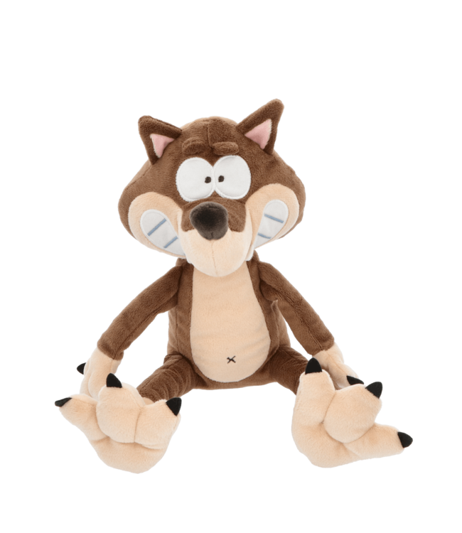 Woody 202-1-TOY-V/030 Wolf Knuffel