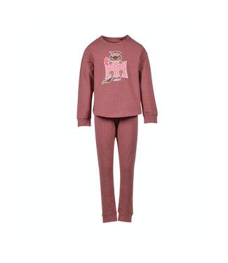Woody 202-1-PZG-Z/944Meisjes-Dames pyjama