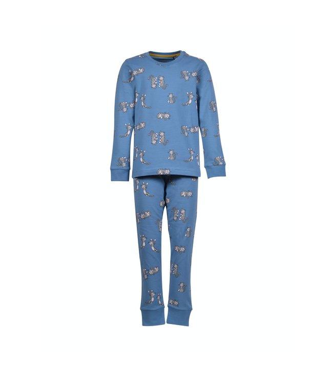Woody 202-1-PZL-Z/983Jongens-Heren pyjama