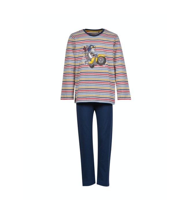 Woody 202-1-PLS-S/915Jongens-Heren pyjama