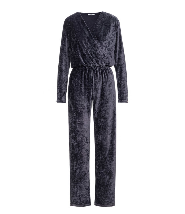 VAMP est.1983 Dames Jumpsuit Grey Shadow 13394