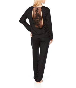 Coemi Aya Pyjama Set black C307