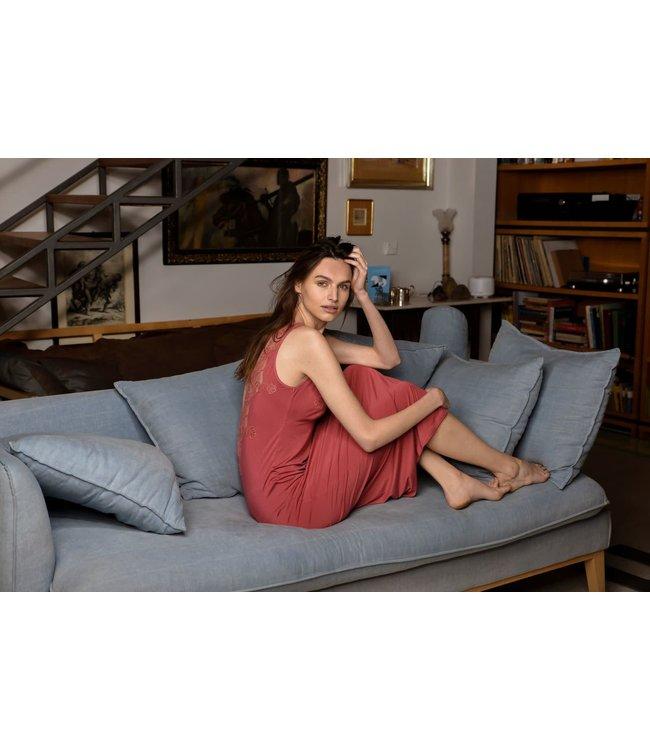 Coemi Nadia Nightdress Long Goji C103