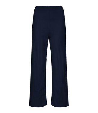Essenza Nina Uni Trousers Long Indigo Blue