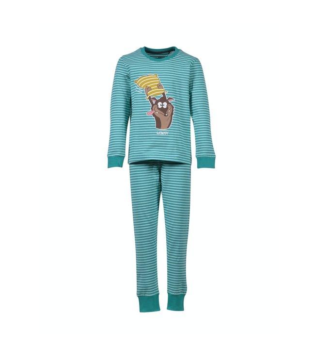 Woody 202-1-PZL-Z/911Jongens-Heren pyjama