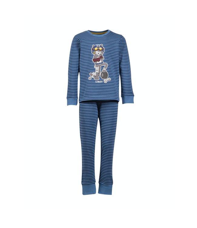 Woody 202-1-PZL-Z/988Jongens-Heren pyjama