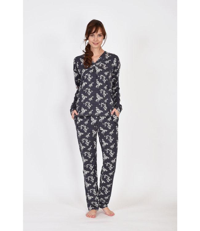 Lords & Lilies 202-5-LPC-O/957Dames pyjama