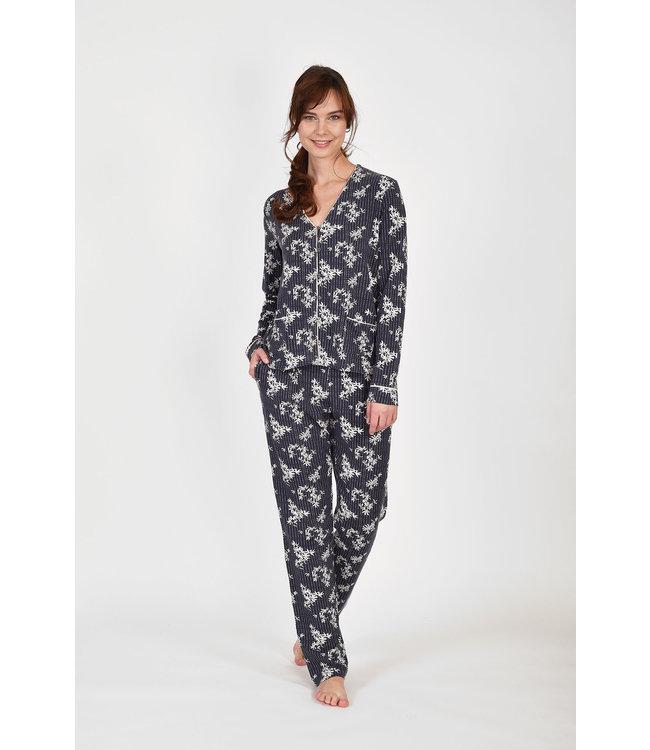 Lords & Lilies 202-5-LPE-Z/957Dames pyjama