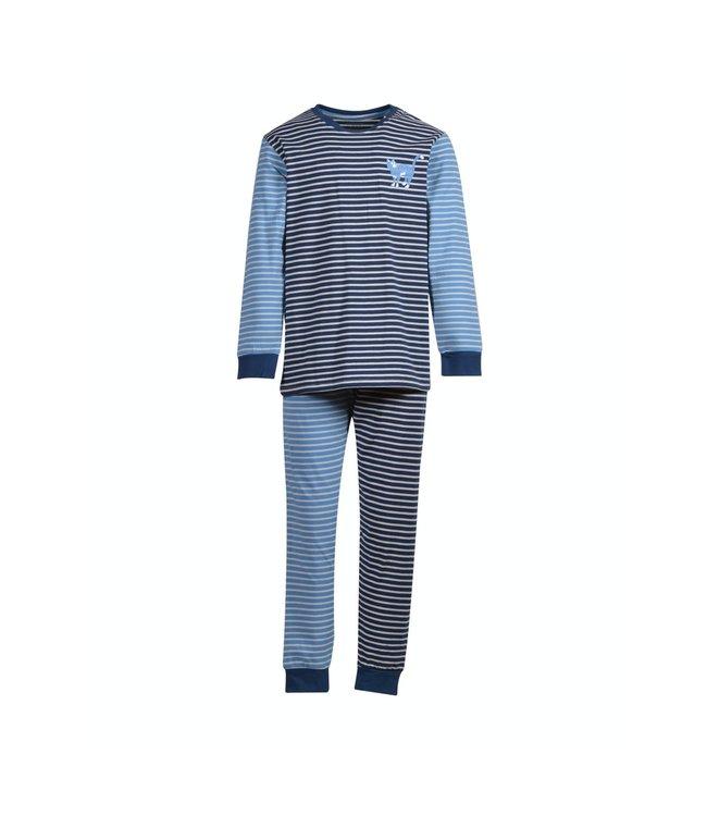 Woody 202-1-PLD-Z/986Jongens-Heren pyjama